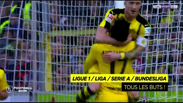 [LIVE] Le #FootballShow sur beIN SPORTS 1 > Tous les buts