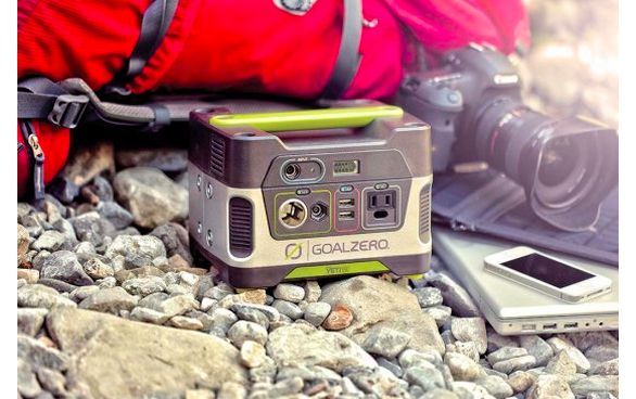 Yeti 150 lowest prices anywhere.   A plug and play generator for emergencies, camping, or wherever you need power. The Goal Zero Yeti 150 Solar Generator is agas freesource o