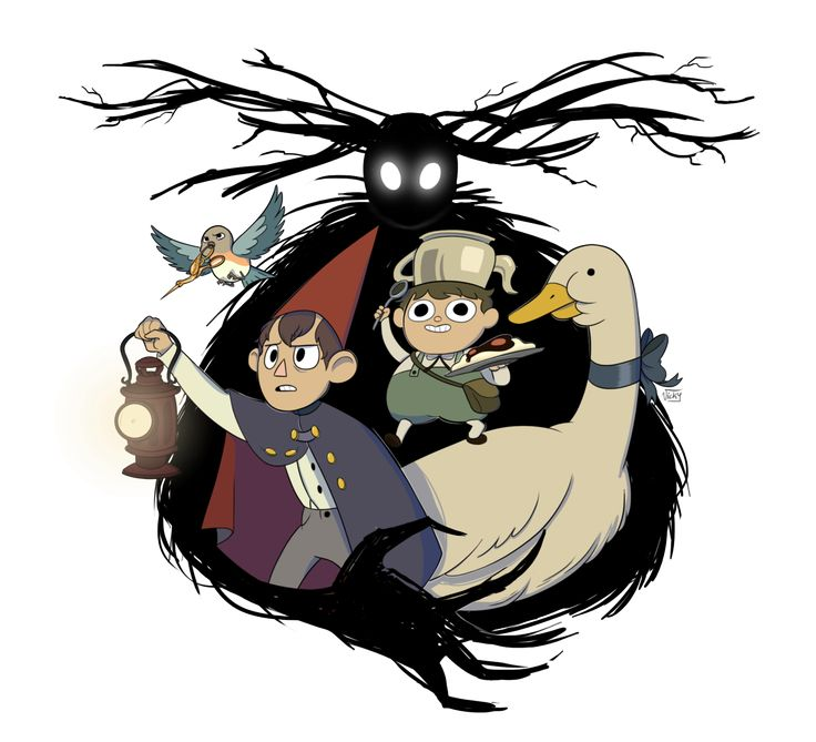 the beast is out there by eduardovieira on deviantart on over the garden wall id=59139