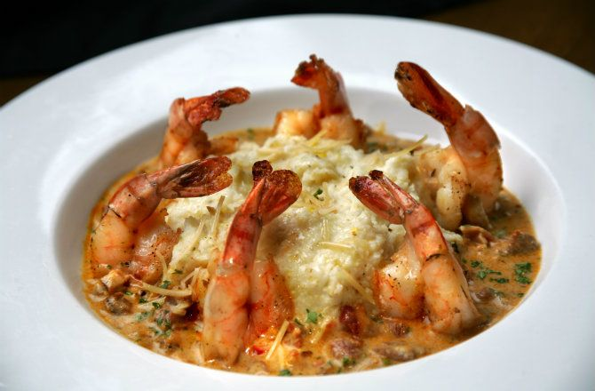 A modern classic that originated in the early 1980s as a breakfast entrée has made its way to become one of brunch's most sought-after dishes. Shrimp and grits is an iconic Southern specialty with savory flair.[related]