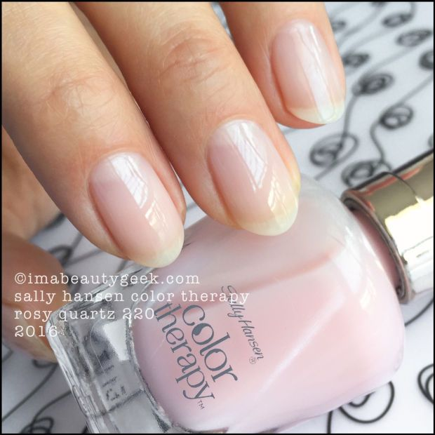 Sally Hansen Color Therapy Swatches Review Beauty Nailust Have Polish Colors Pinterest And