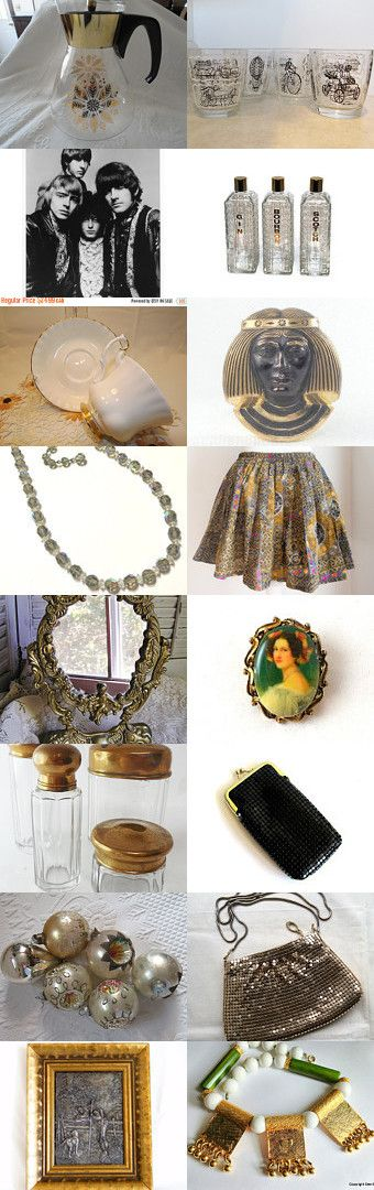 My Favorite Things    Vintage Explosion by Vanessa on Etsy--Pinned+with+TreasuryPin.com