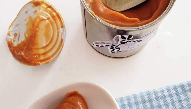 Latte Dulce de Leche