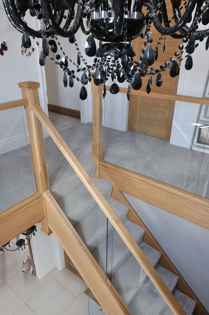 In our latest customer story, we take a look at the modern glass staircase that we created for Nicola Roberts-Green and her family.
