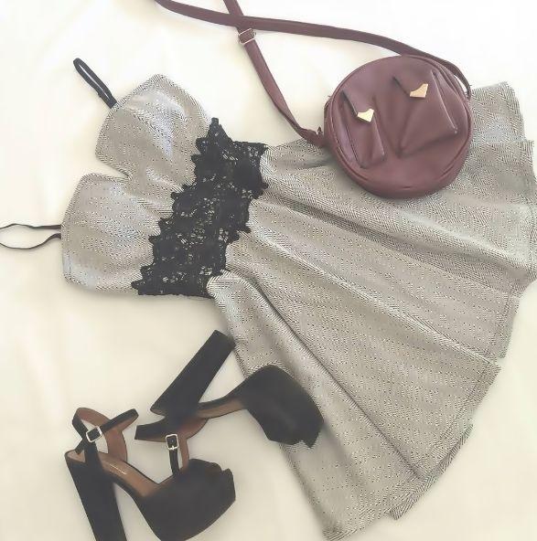 Vestido Fofo