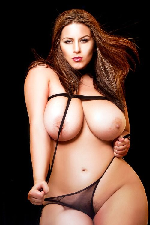 Girls naked sexiest plus size tits gif