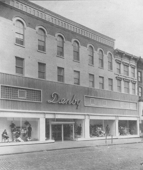 DENBY'S~I WONDER If This Is Troy, NY It Looks As If It