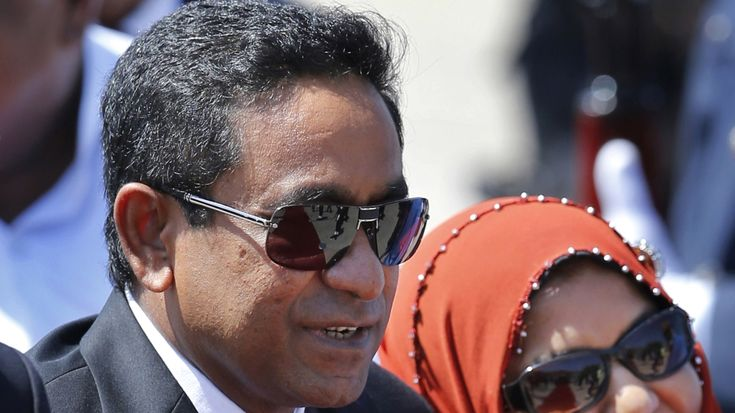 """Maldives opposition leaders have  petitioned the country's Supreme Court to temporarily remove President Abdulla Yameen and investigate allegations of corruption against him. Yameen, 58, dismissed the petition on 29 January 2018, telling his supporters in the capital, Male, the opposition alliance was """"seeking to overthrow a legitimate government"""".  Al Jazeera, in an expose in 2016, revealed how Yameen and his former deputy coordinated the theft of millions of dollars in tourism revenues."""