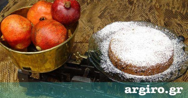 Βασιλόπιτα κέικ από την Αργυρώ Μπαρμπαρίγου | Αυτή είναι η πιο εύκολη συνταγή, που δεν θα σας προδώσει ποτέ και θα αρέσει σε όλους. Φτιάξτε την όλοι!