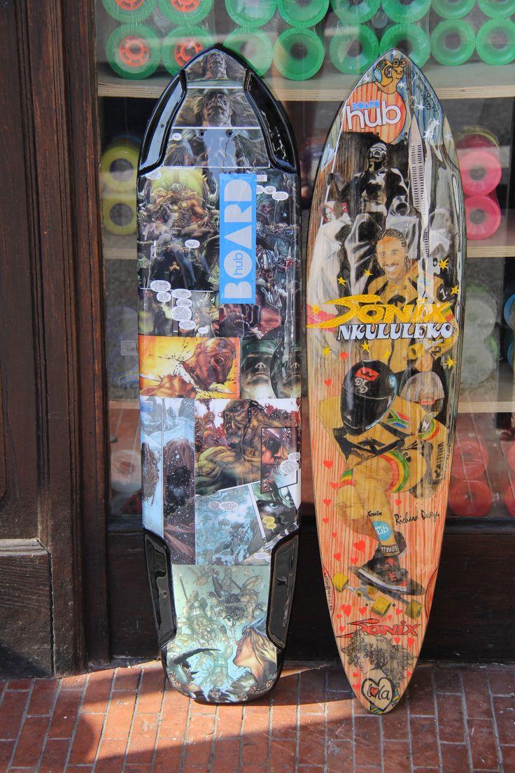 Richard Dweza & Thor Boards