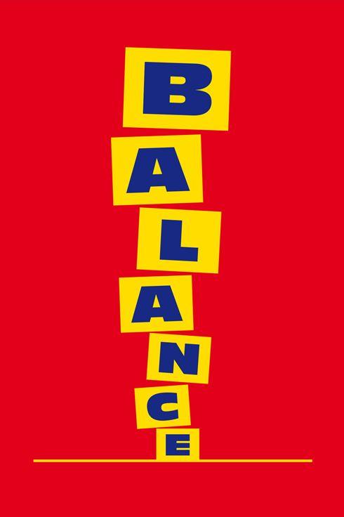 Simons en Boom: Logo Qidos/Danone 'Balance'