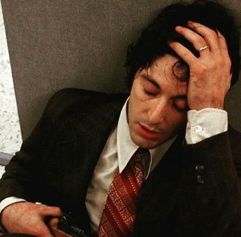 Al Pacino. Dog Day Afternoon (1975)