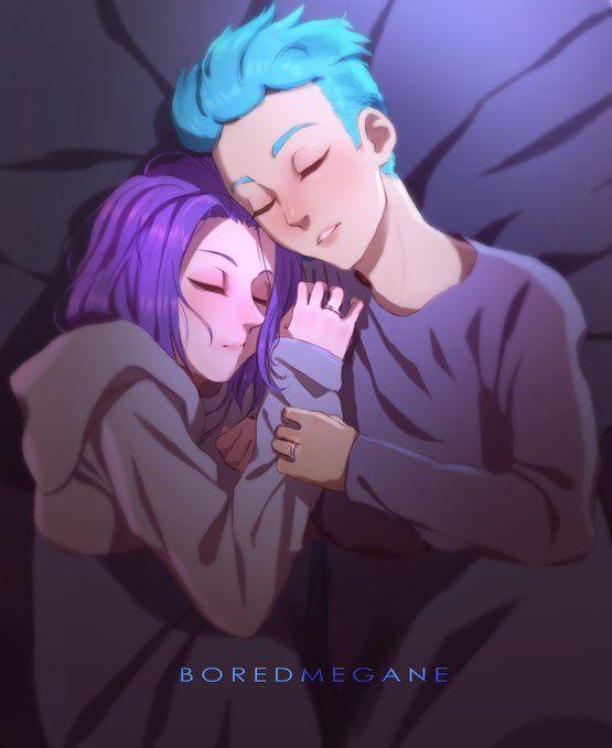 Amo este ship !
