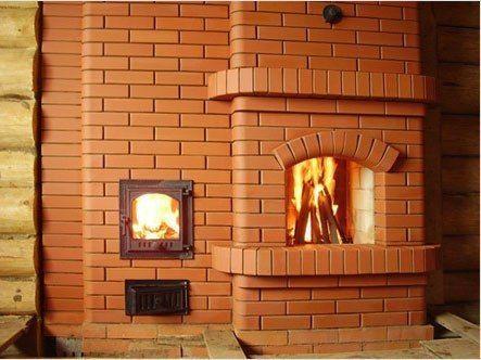 Кирпичная печь - отличное сооружение для обогрева | Дачный сад и огород