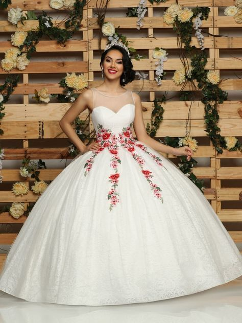 quinceanera dress #80418 | moda❤ | vestidos de quinceañera