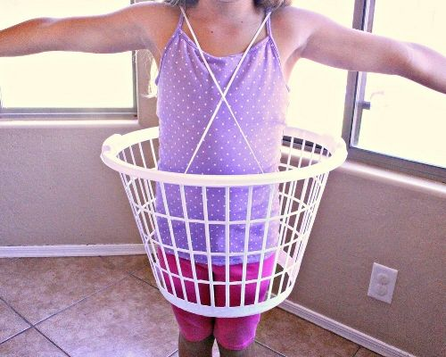 DIY Children's Cupcake Costume Tutorial -MIY with Melissa