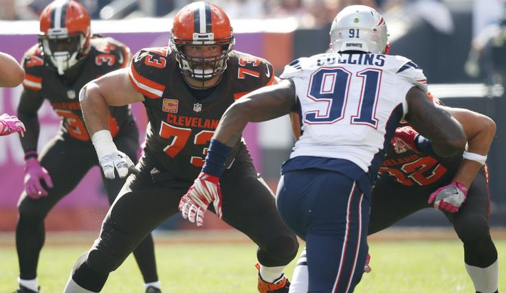NFL Trade Rumors: New England Patriots Among Several Potential Suitors For Cleveland Browns OL Joe Thomas