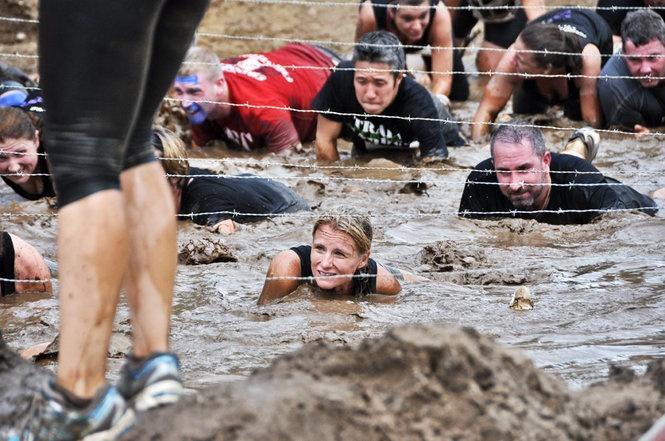 Rugged Maniac Mud Run
