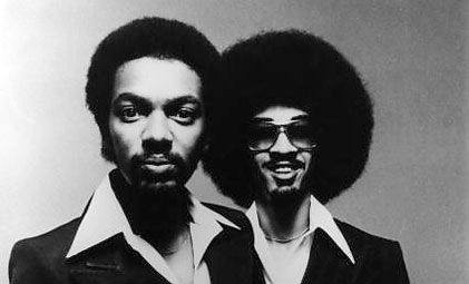 BROTHERS JOHNSON. R.I.P. bass player Louis Johnson [1955✩2015]...