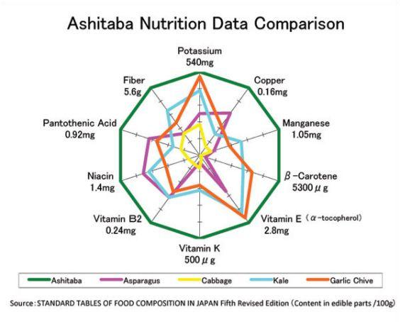 ashitaba kompotition