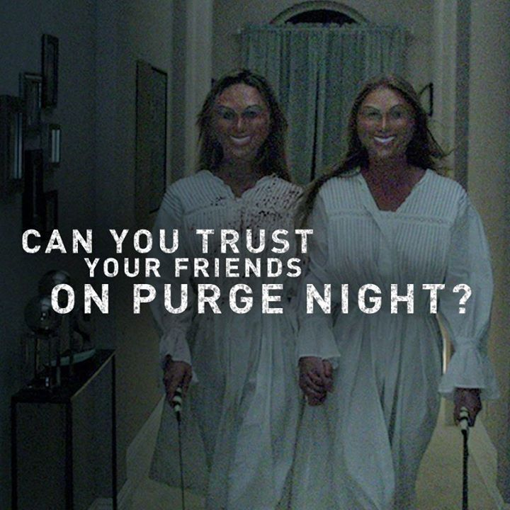 Quotes From The Purge Gorgeous Pinnathan Vannest On The Purge  Pinterest
