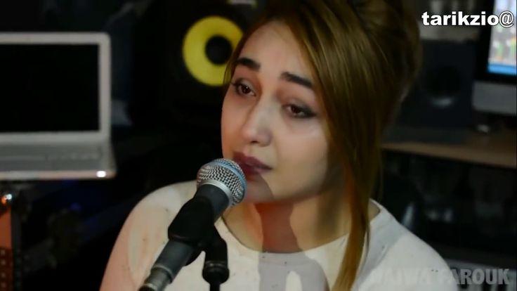 Wonderful Arabic Slow Song By Najwa Farouk- Mawjou' Galbi - YouTube