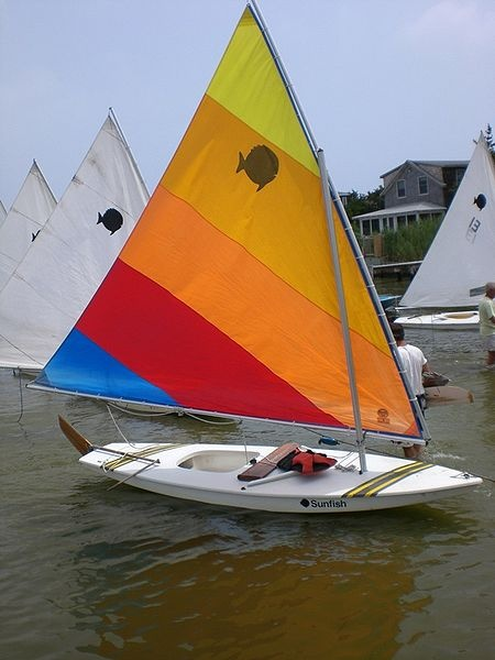 this is basically the boat I have. i'll learn and then we can go--so much fun!!!