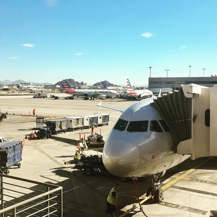 A beautiful sunny morning here in #phoenix! I'm about to get on my @americanair flight for @vegas for my #vip #luxurylife experience of one of my fave cities. It's going to be a fun few days! Be sure to follow along. Great #food #spas and #nightlife. And of course #whhsh #wandervegas #wanderwithwonder