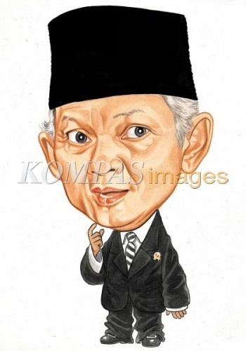 made in indonesia (BJ Habibie)