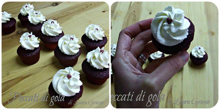 Mini Red Velvet cupcakes  ...