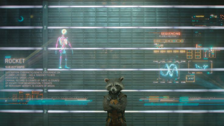Guardians of the Galaxy (2014) 28