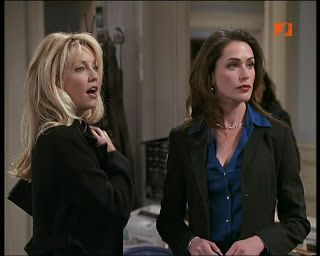 Heather Locklear & Rena Sofer (Spin City)
