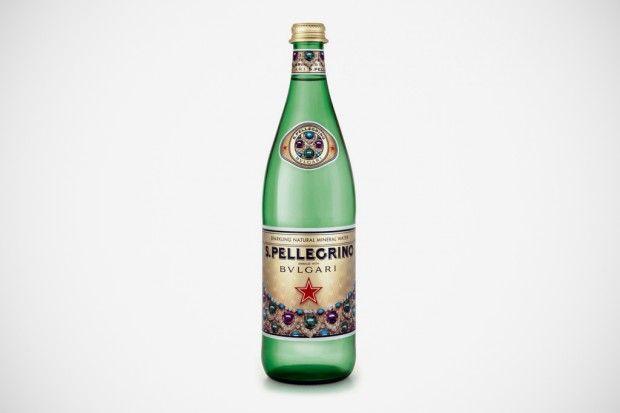 BVLGARI x San Pellegrino Sparkling Mineral Water | Hypebeast: San Pellegrino Bvlgari, Bvlgari Pellegrino, S Pellegrino, Pellegrino Sparkle, Sparkle Minerals, Bvlgari Sparkle, Minerals Water What, Bottle Plea, Italian Things