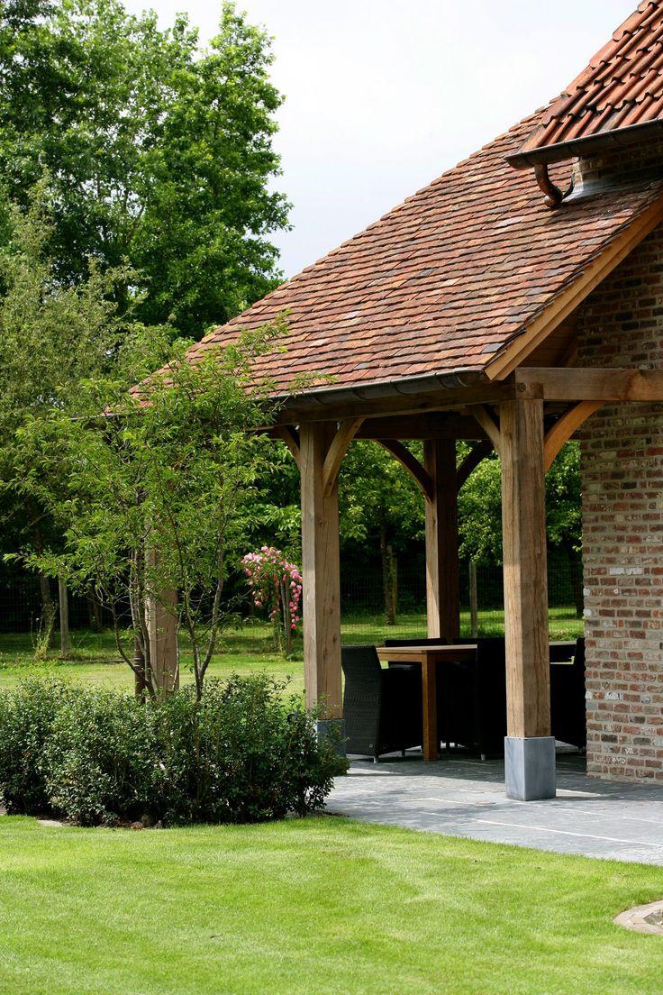 ABC Projects | Interior architecture - Project Elverdinge landelijke stijl - Hoog ■ Exclusieve woon- en tuin inspiratie.