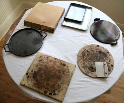 Pizza stones - which creates the best crust?
