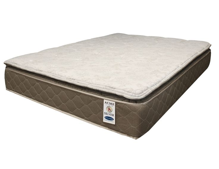 King Size Mattress 29133 600 Features Englander Silver Collection Made In Usa
