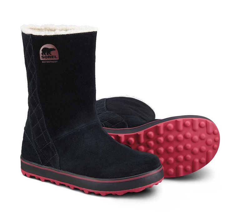 Sorel W13 NL1975 Womens Glacy Boot - Vejledende udsalgspris DKK 999,- #SOREL #SORELFOOTWEAR #SORELSTYLE