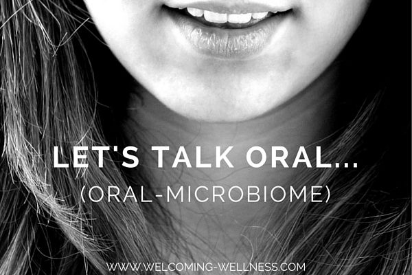Let's talk oral… oral-microbiome. Take control of your dental health now. It is a window into whats happening internally.