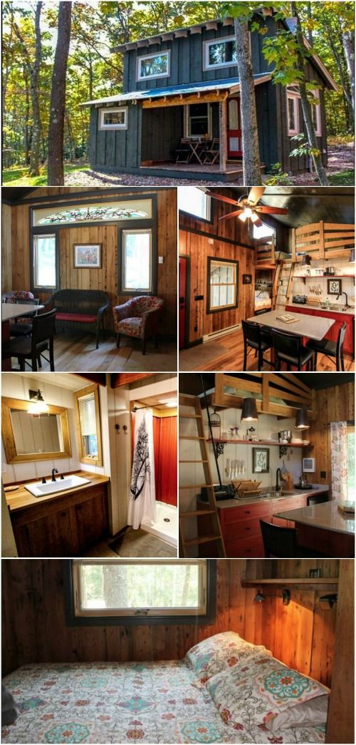 "Hobbitat Spaces Releases 400 Square Foot ""Walden""…"