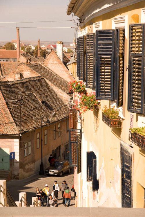 breathtakingdestinations:  Sibiu - Romania (bydraculina_ak)