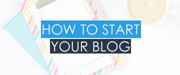 Contoh Blogger: Tips blogging untuk pemula