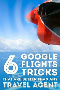 Latitudestock - TTL via Getty Images Chances are you're familiar with Google Flights. The flight search engine does everything you assume it would, like locate flights based on your ideal outboun