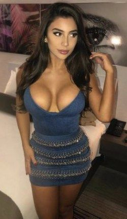 Busty tight dress pinterest