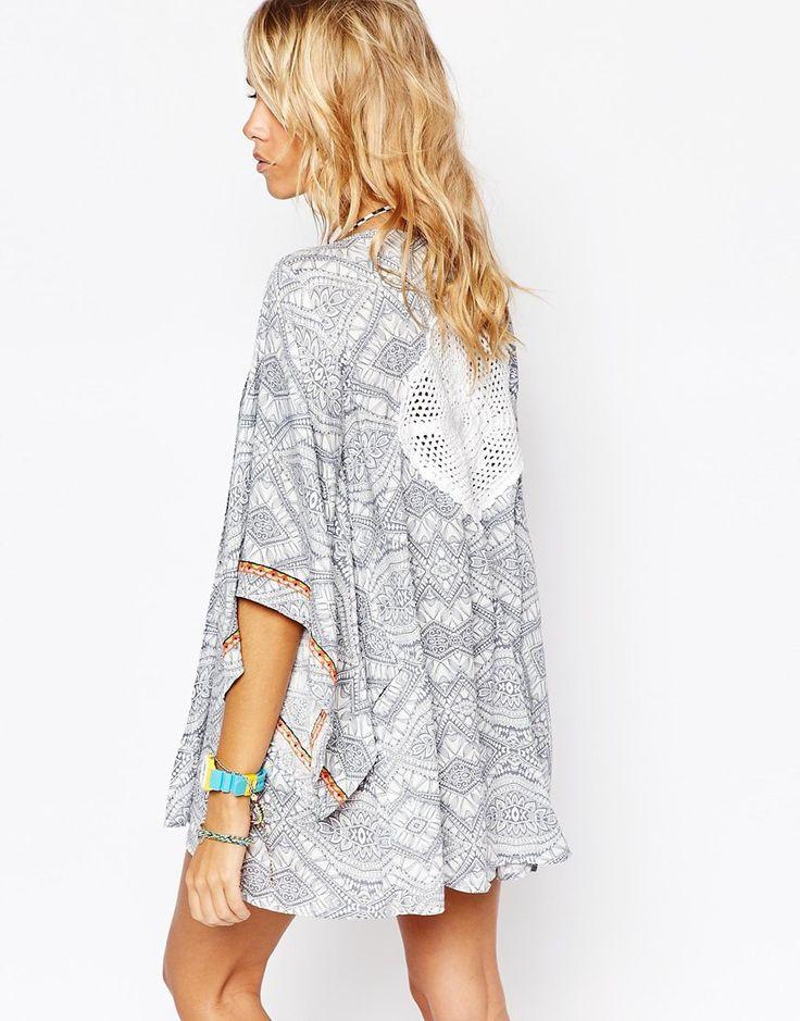 Rip Curl - Mayan Sun - Kimono de plage                                                                                                                                                      Plus