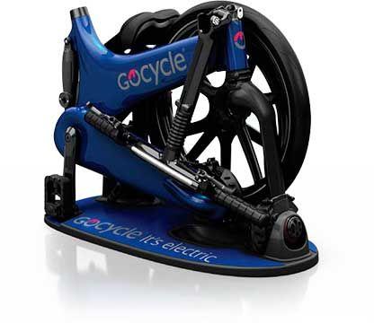 Электрический велосипед GoCycle G3, купить электровелосипед gocycle g3 (синий) - Киев, Одесса, Львов, Украина
