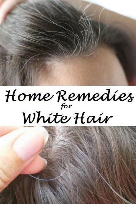 29 Tested Home Remedies For Grey Hair Gray Hair