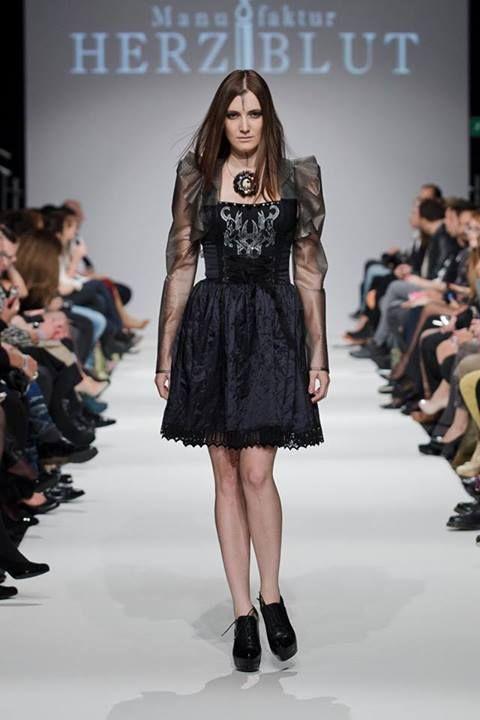 Manufaktur Herzblut - Vienna Fashion Week 2013