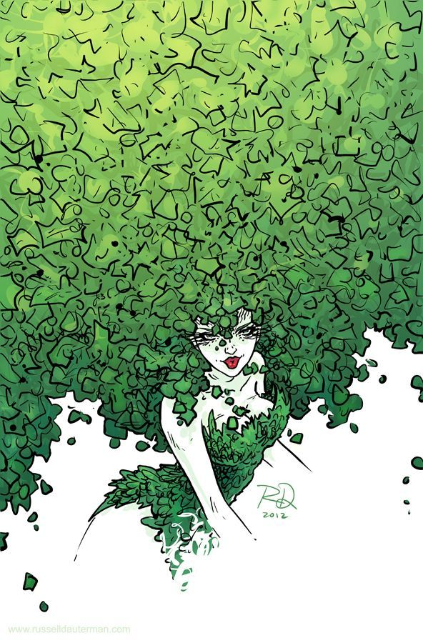 Poison Ivy - Russell Dauterman