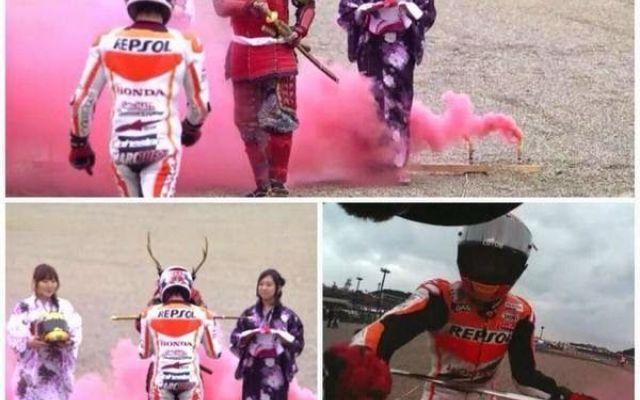 Marc Marquez campione del mondo Moto Gp 2014, in Giappone vince Lorenzo #motogp #marquez #campionedelmondo