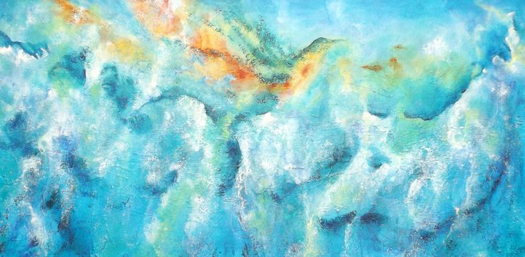 The fourth in my Ocean Currents series (Cape Reinga),  energy of two ocean currents merging.